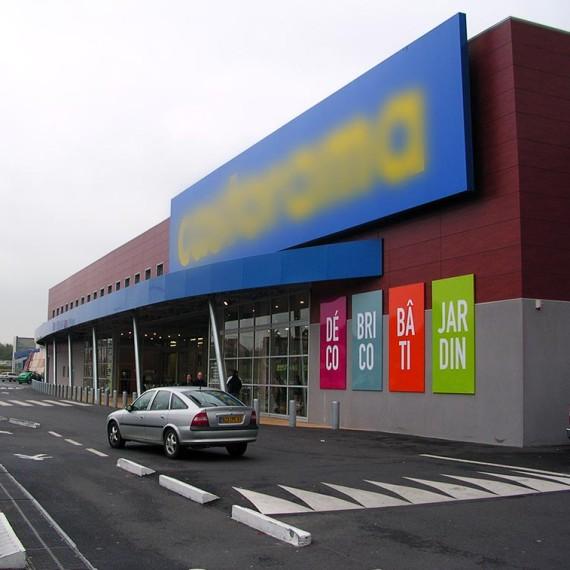 renovation facade castorama
