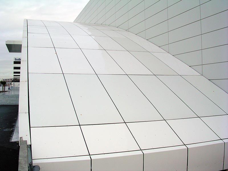 Habillage Palais des Congrès